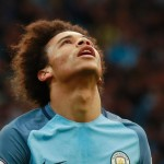 "Britain Football Soccer - Manchester City v West Bromwich Albion - Premier League - Etihad Stadium - 16/5/17 Manchester City's Leroy Sane looks dejected Action Images via Reuters / Jason Cairnduff Livepic EDITORIAL USE ONLY. No use with unauthorized audio, video, data, fixture lists, club/league logos or ""live"" services. Online in-match use limited to 45 images, no video emulation. No use in betting, games or single club/league/player publications.  Please contact your account representative for further details."